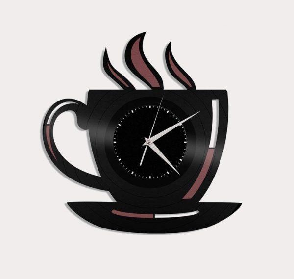 Кухонные часы. Дизайнерские идеи.
