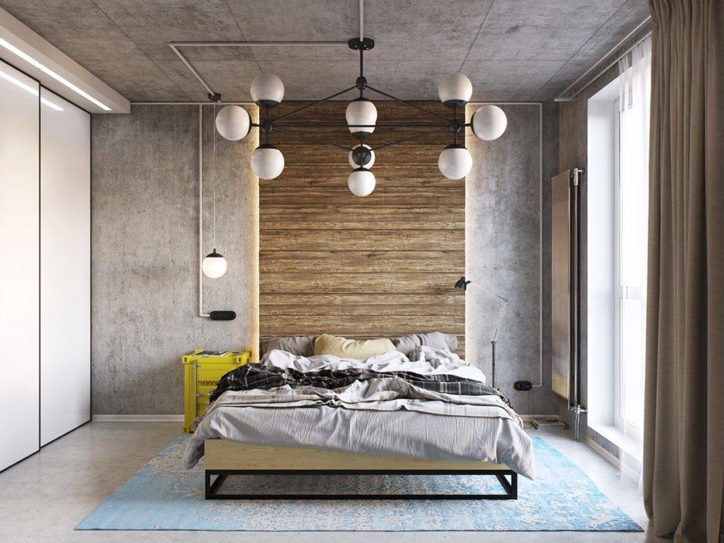 Спальня в деревенском стиле: руководство и вдохновение для их проектирования