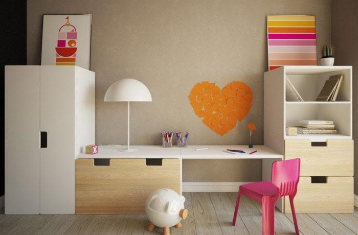 Дизайн интерьера для молодой семьи