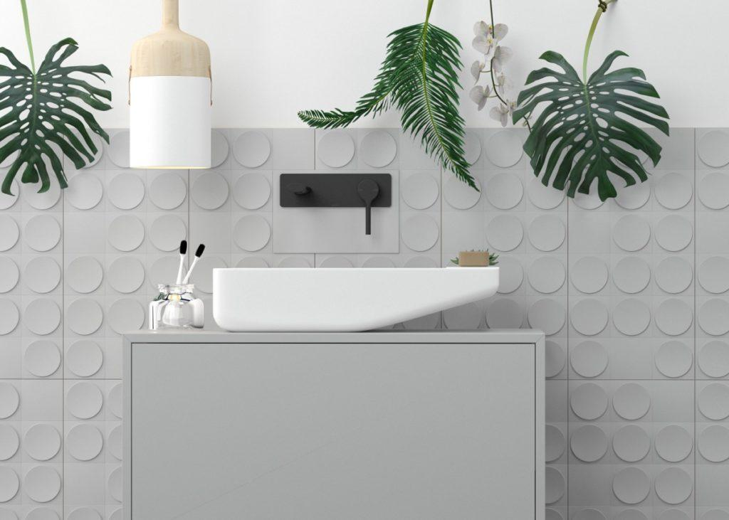 Современные ванны комнаты. Стильные идеи для вдохновения.