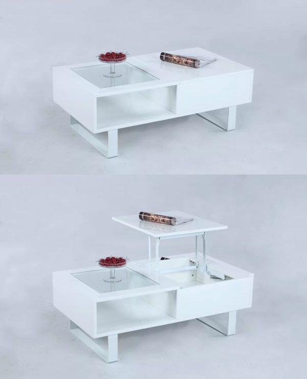Красивые журнальные столы трансформеры.