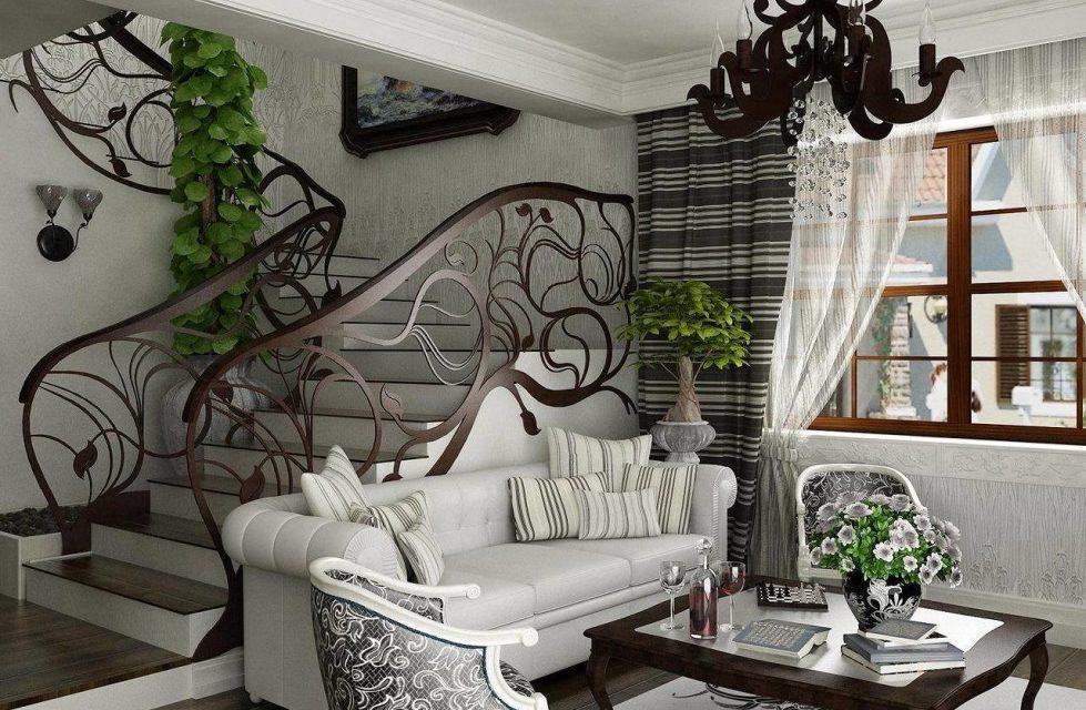 Дизайн интерьера в стиле модерн. Стиль модерн в интерьере
