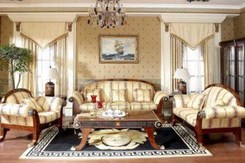 Стиль ренессанс в интерьере квартиры или дома