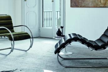 Баухауз стиль дизайна в интерьере и архитектуре