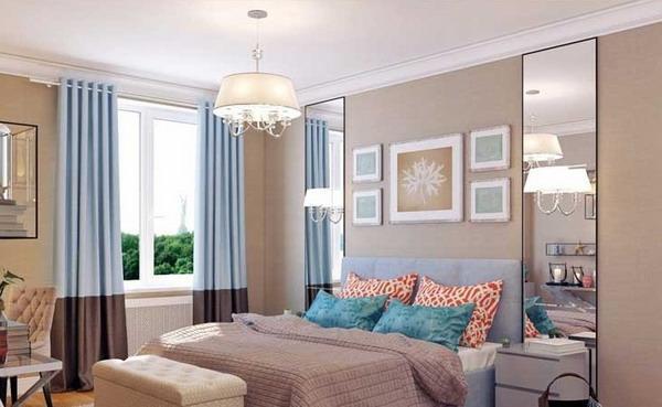 Дизайн интерьера квартиры в современном стиле 2020