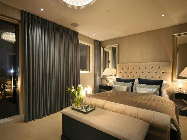 Современный стиль для дизайна спальни
