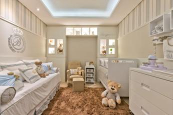 Дизайн детской комнаты в современном стиле