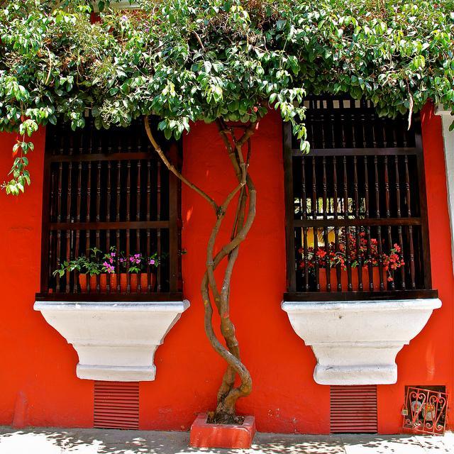 Окна в испанском стиле