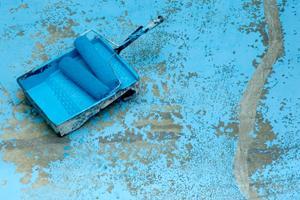 Чем и какой краской покрасить бассейн