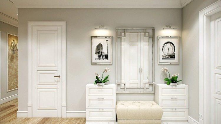 Белые двери в интерьере: советы дизайнеров