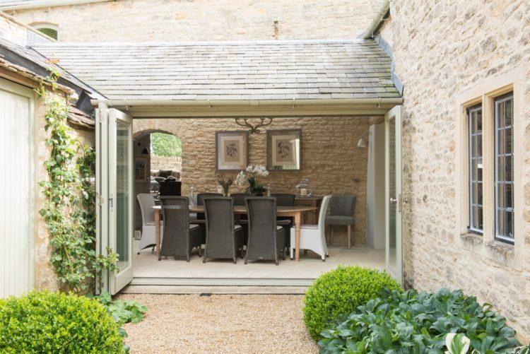 Уютный загородный коттедж в лучшем Английском стиле