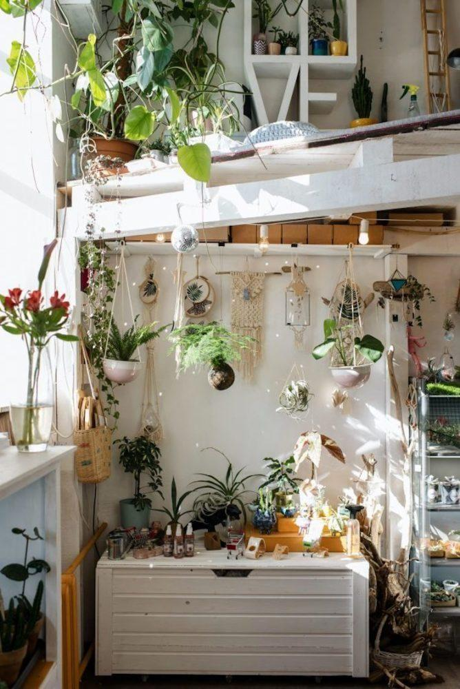 эко стиль интерьера дома